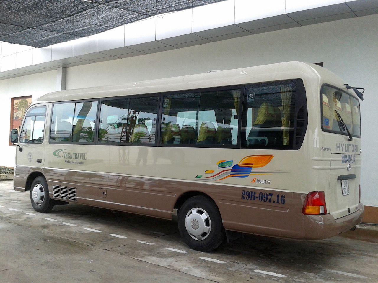 Transfer de Vega Travel