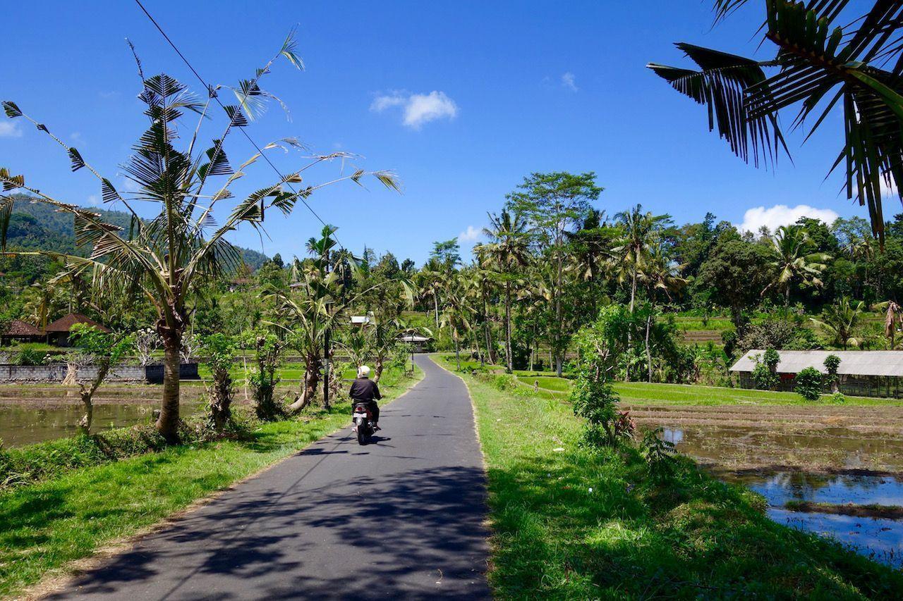 Ruta por el este de Bali