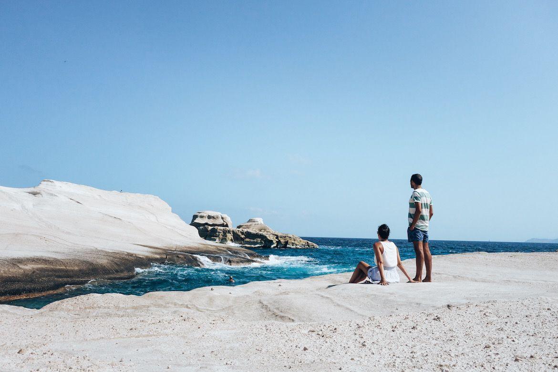 mejores playas de Milos
