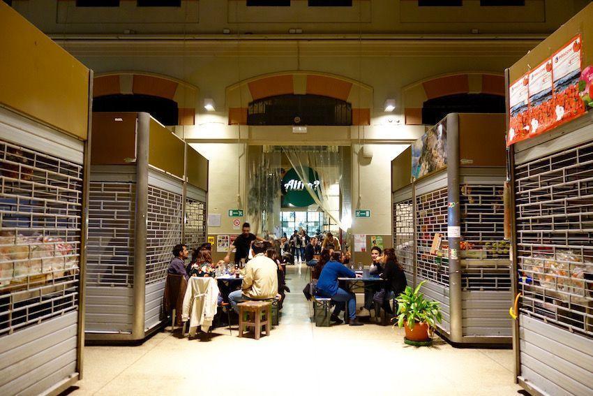 Mercato delle Erbe (Bolonia)