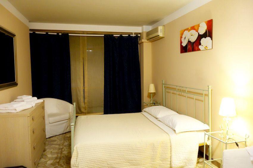 Nuestro apartamento en Bolonia