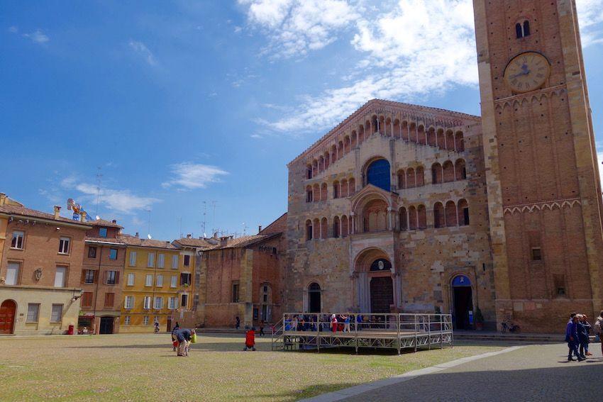 Catedral de Parma (Italia)(Italia)