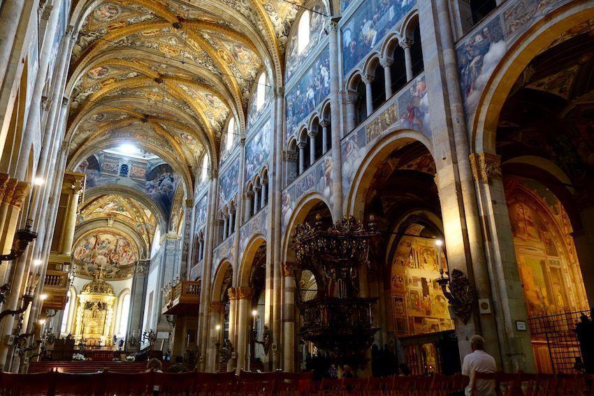 Catedral de Parma (Italia)