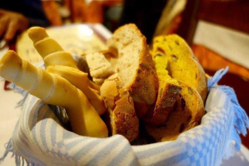 Panes de Italia