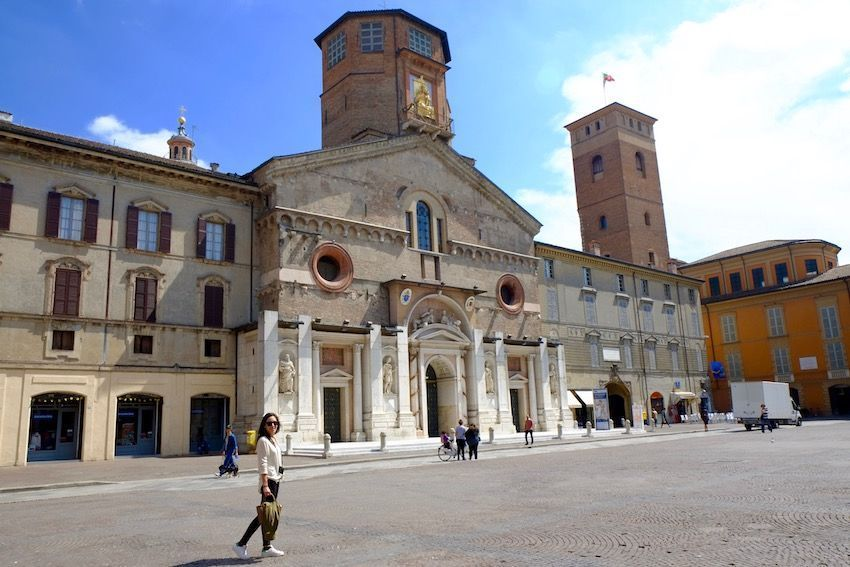 Catedral de Reggio Emilia (Italia)