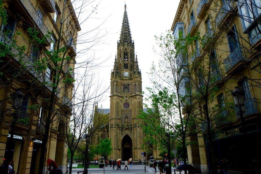 Catedral del Buen Pastor - San Sebastian
