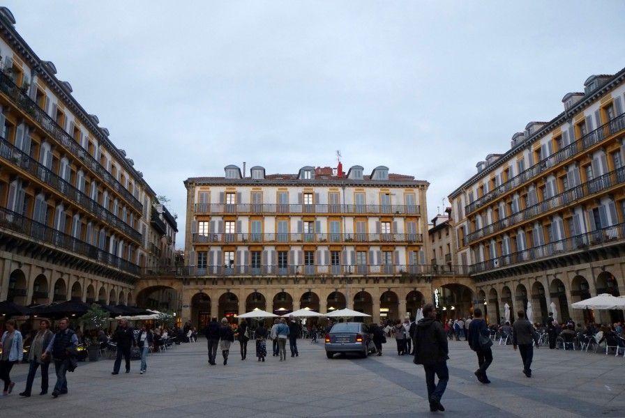 Plaza de la Constitución - San Sebastian