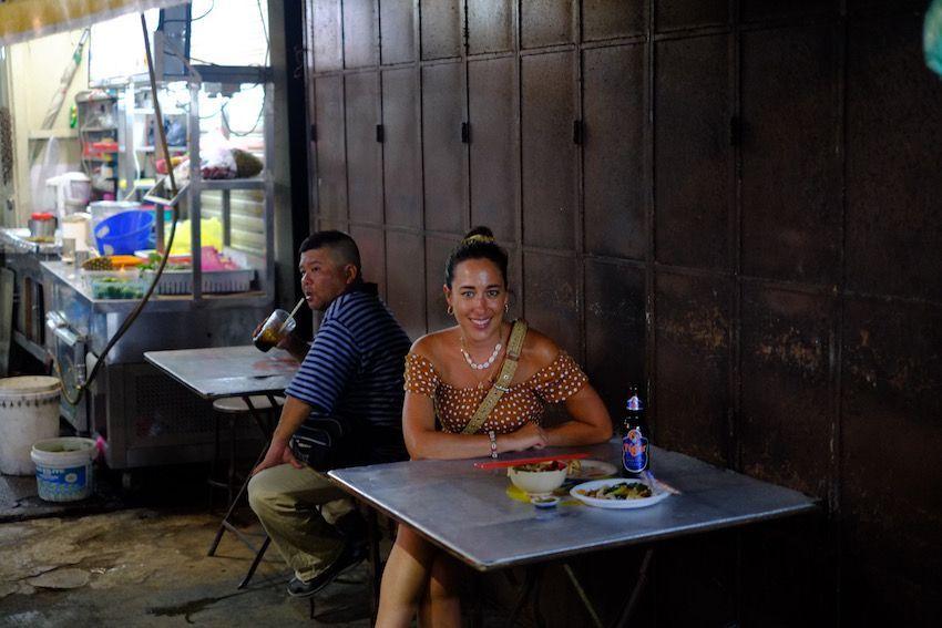 Georgetown street food