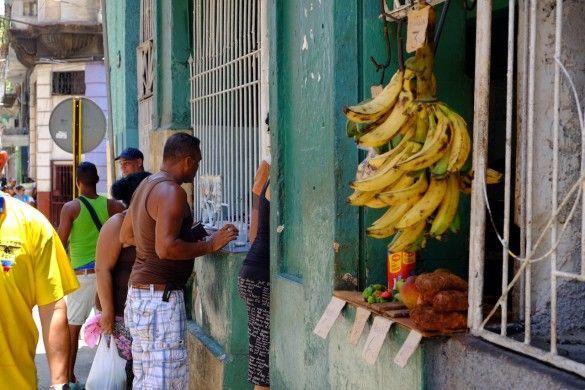 Presupuesto en comida en un viaje a cuba por libre