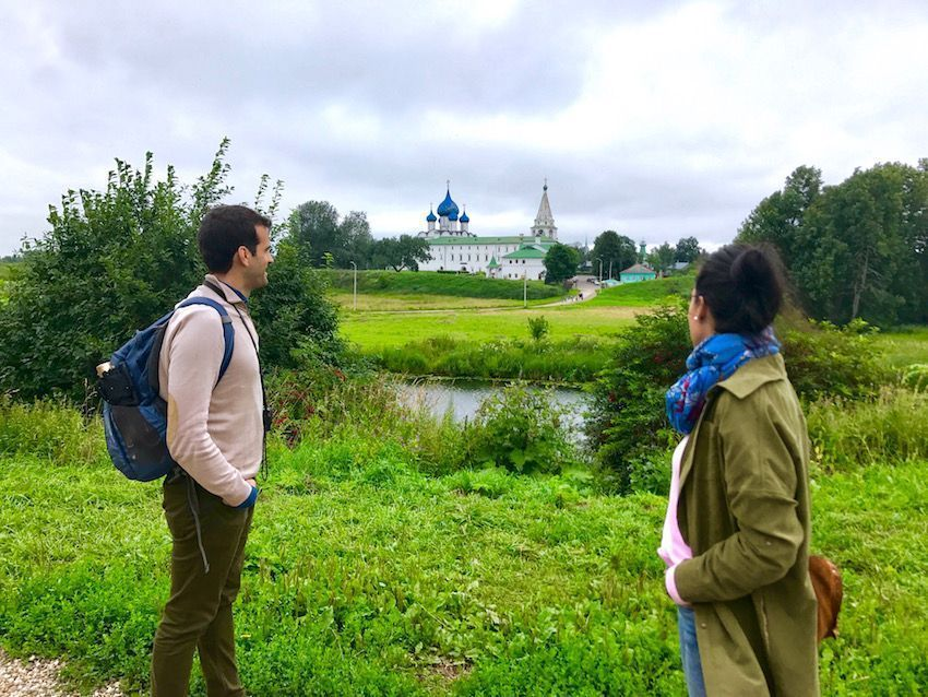 Suzdal (Anillo de Oro de Moscú)