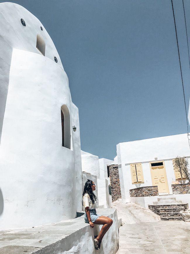 Qué ver en Sifnos