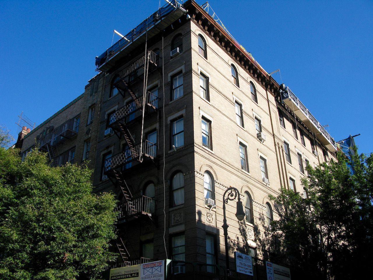 """Edificio de la mítica serie de """"Friends"""""""