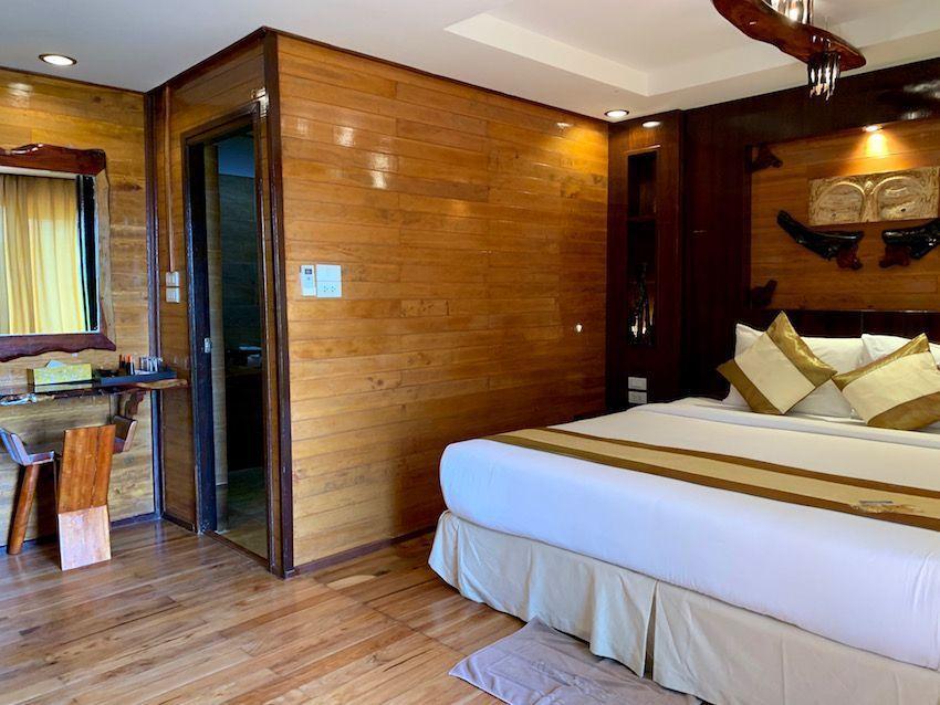 Hotel en las islas Phi Phi