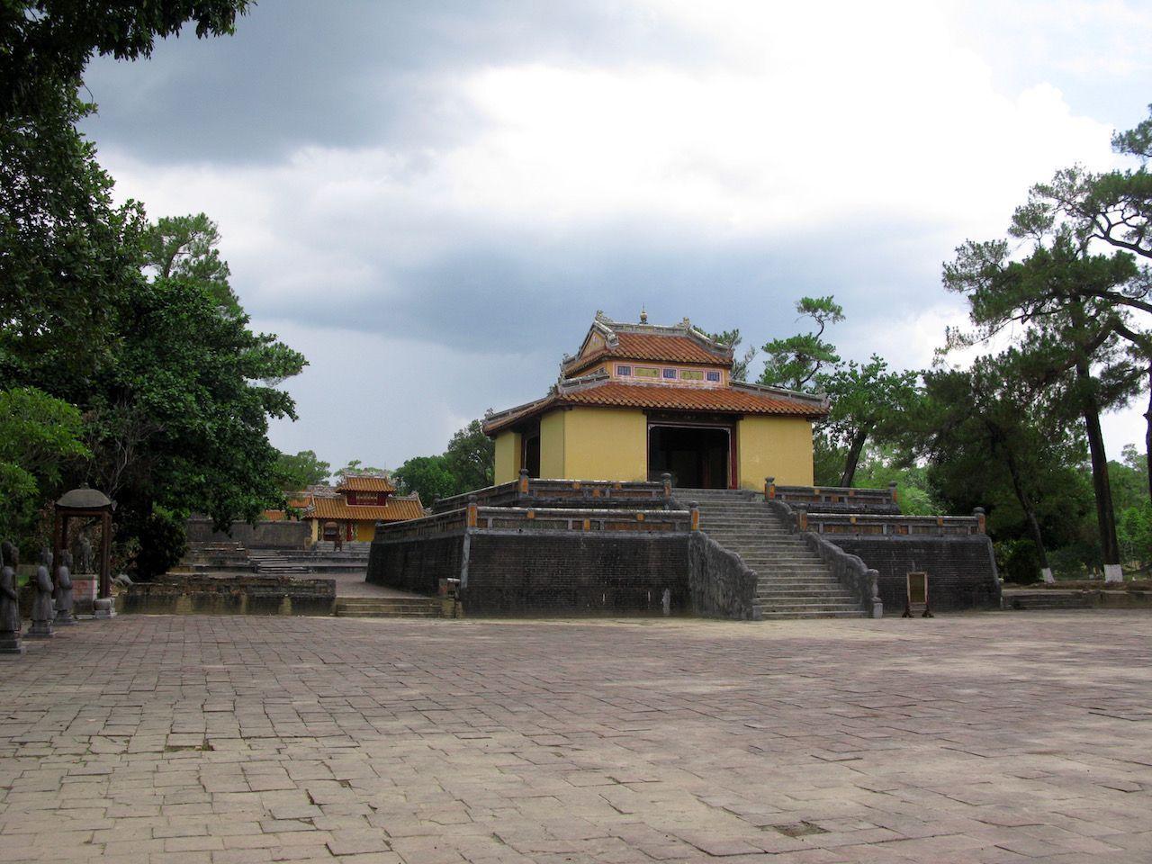 Tumba del Emperador Khai Dinh