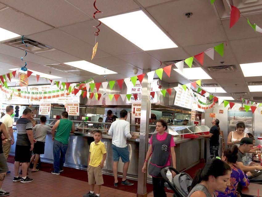 Tacos El Gordo - Las Vegas