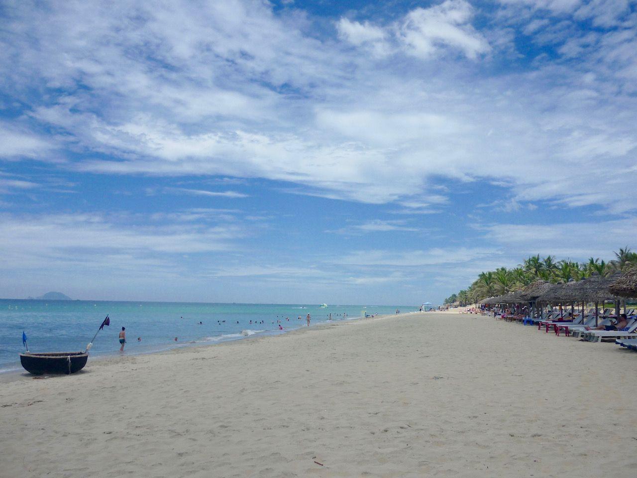 Playa de Cua Dai