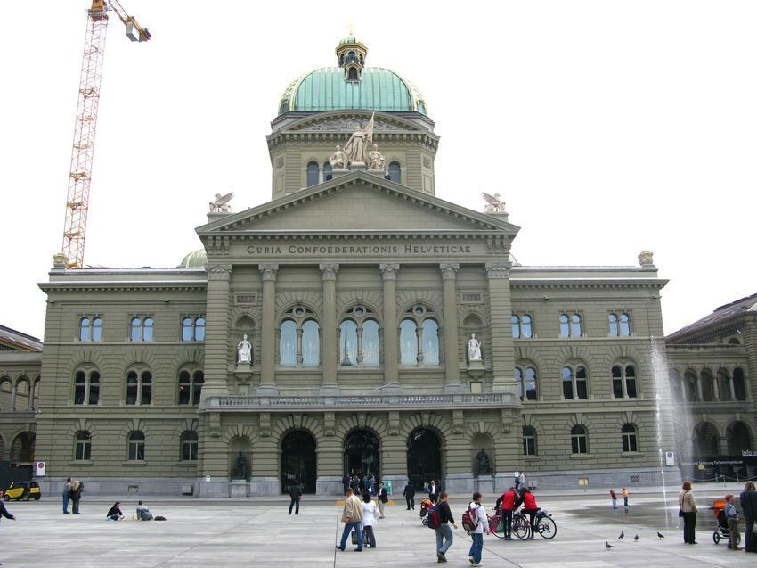 Parlamento suizo