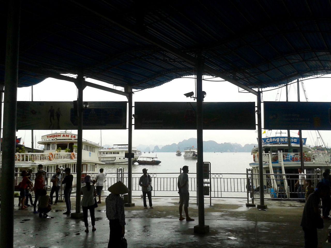 Puerto de Halong
