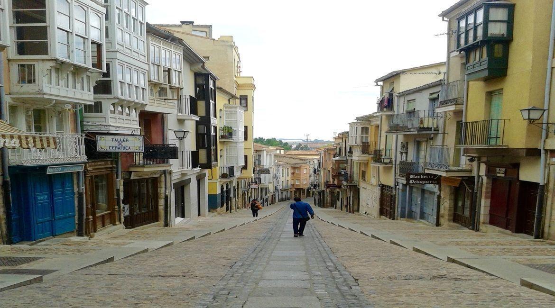 Calle de Balborraz