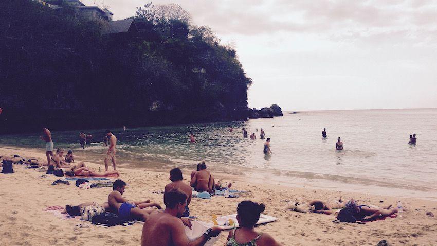 Playa Padang Padang (Bali)