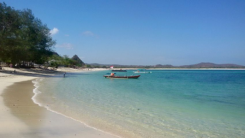 Playa Tanjung An (Kuta - Lombok)