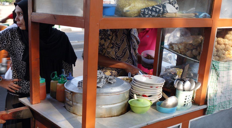 Bakso, comida típica Indonesia