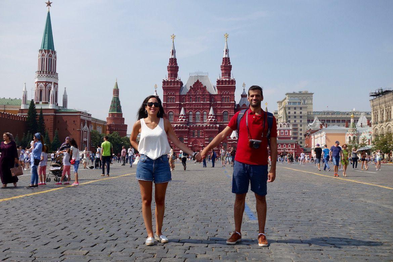 presupuesto viaje a Rusia