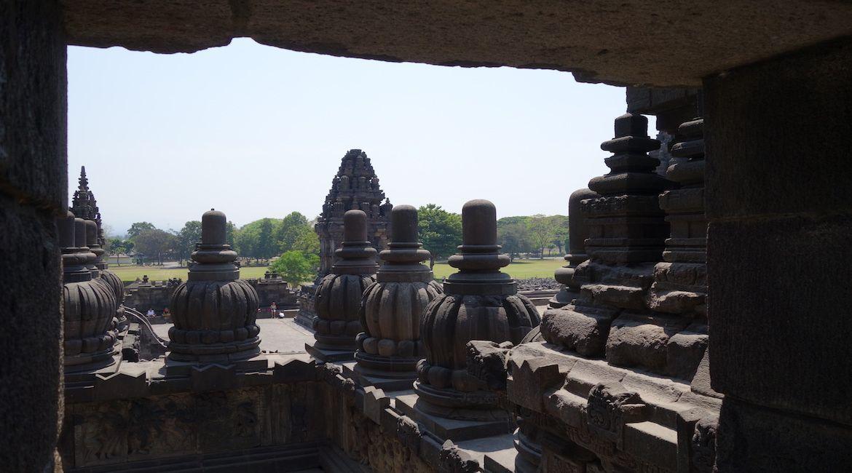 Visitar Borobudur y Prambanan