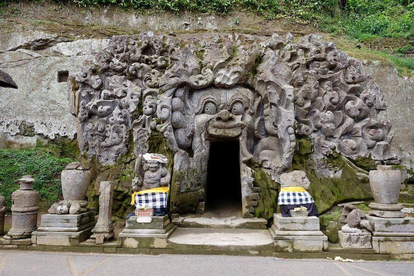 Templo Goa Gaja
