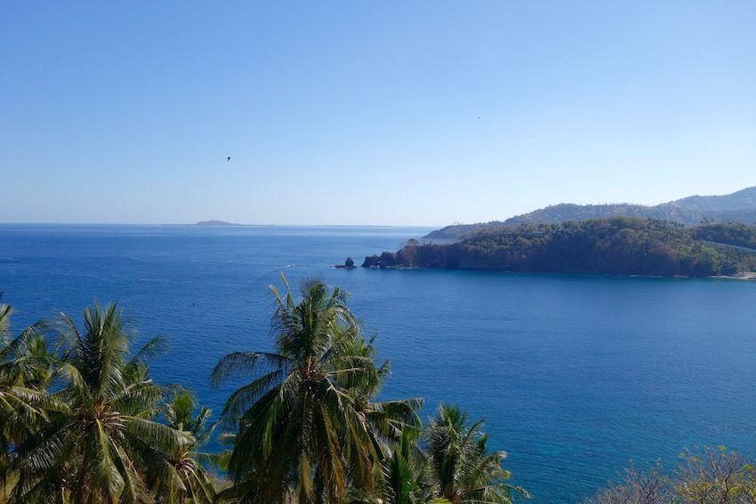Costa de Lombok - Islas Gili al fondo