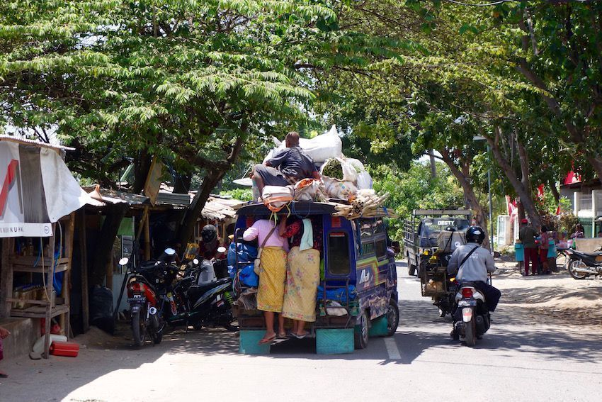 Qué ver en Lombok