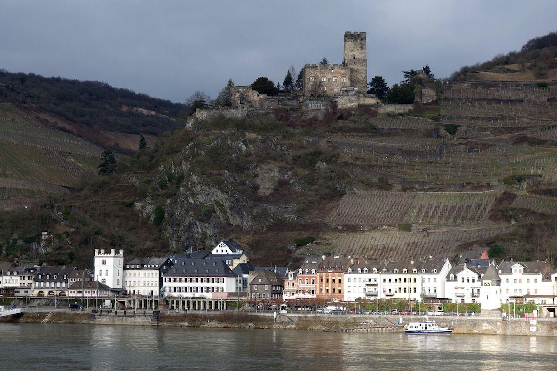 Castillos del Rin