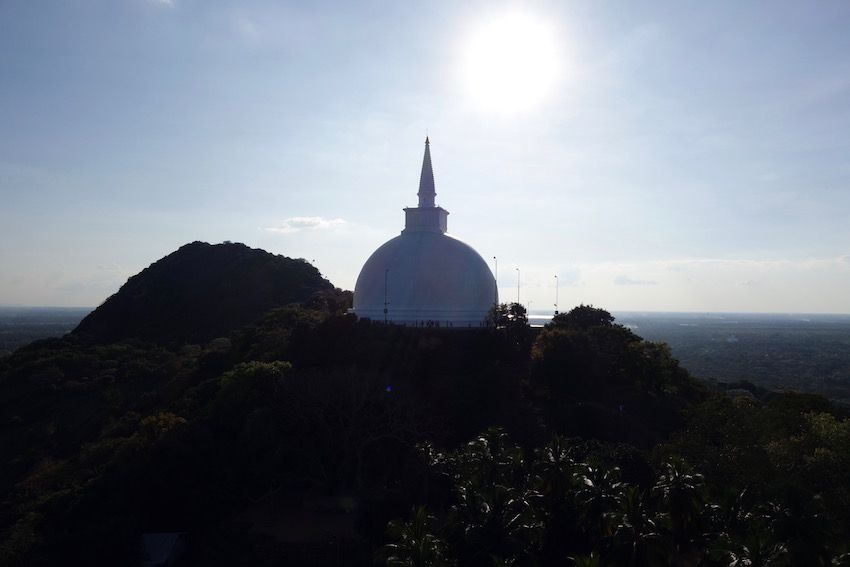 Dagoba Maha (Mihintale)