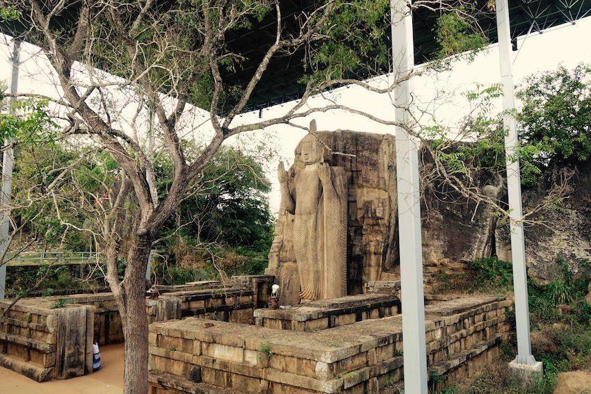Buda Aukana - Sri Lanka