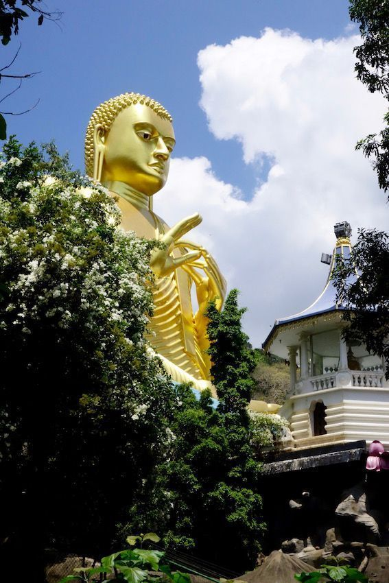 Las Cuvas de Déambula - Sri Lanka