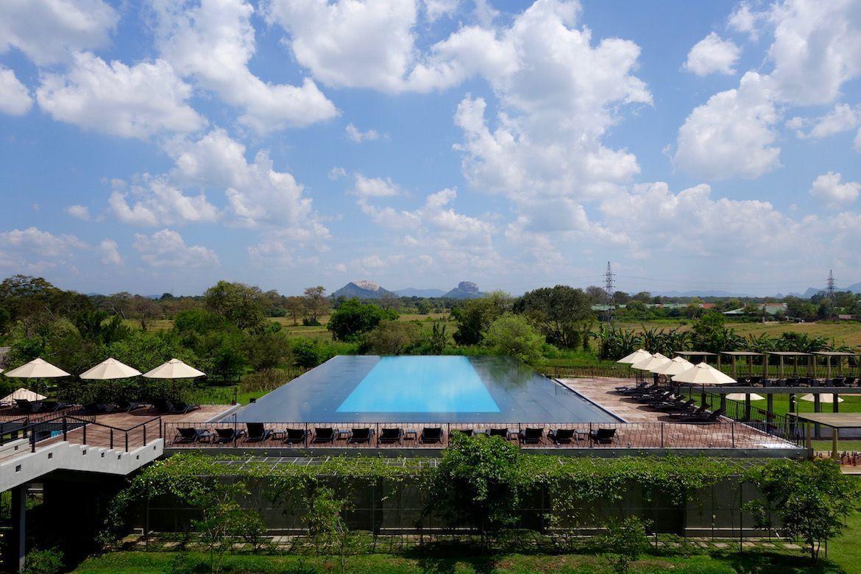Hotel en Sigiriya - Sri Lanka