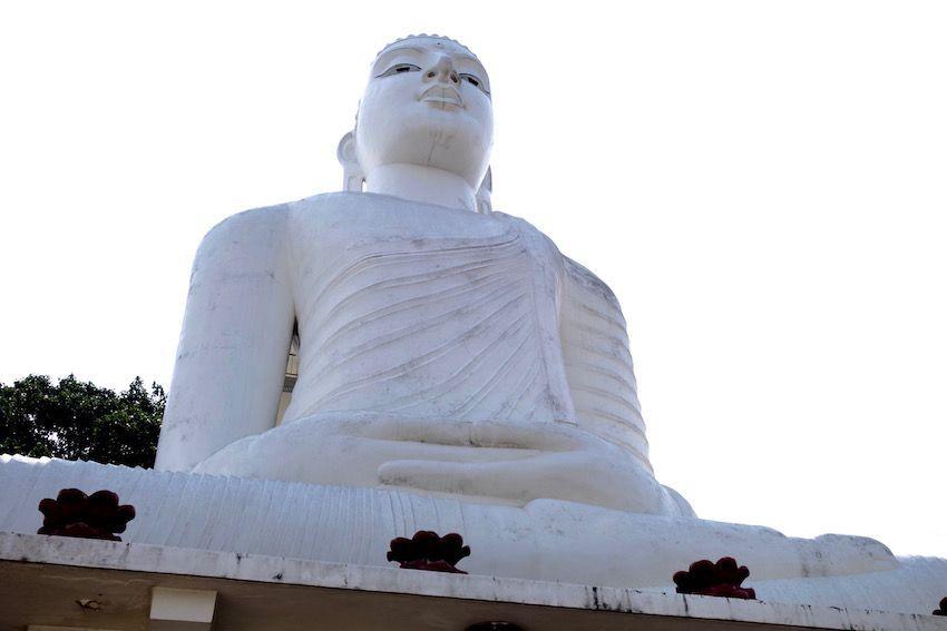 Buda de Kandy