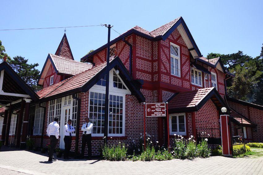 Oficina de Correos en Nuwara Eliya