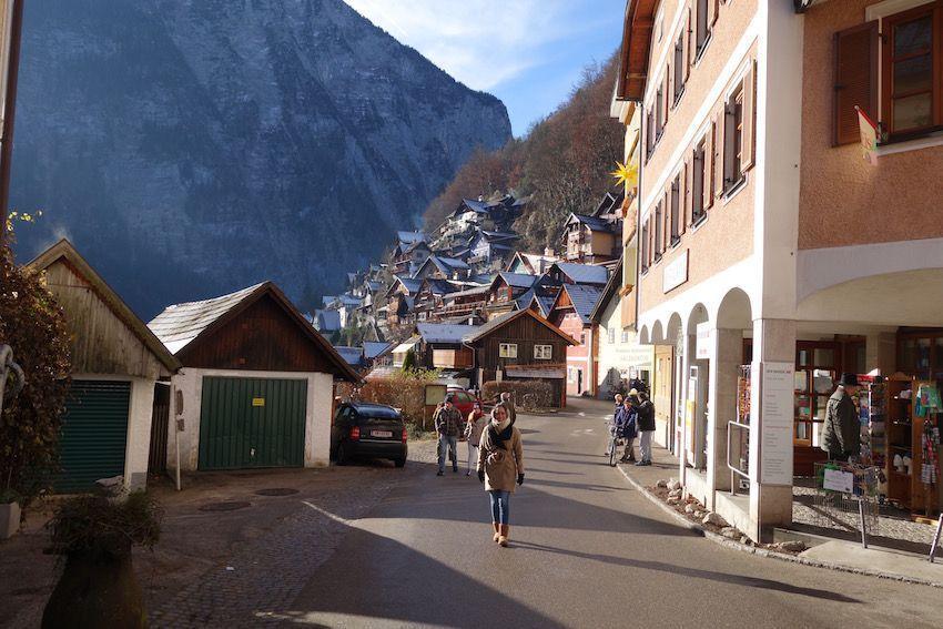 qué ver en Austria