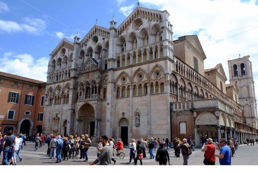 Catedral de Ferrara (Italia)