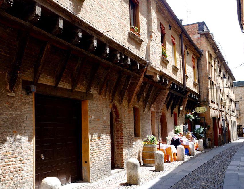 TRATTORIA DA NOEMI (Via Ragno, 31, Ferrara)