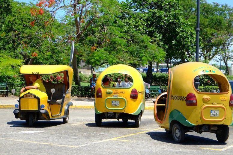 Presupuesto para viajar a La Habana