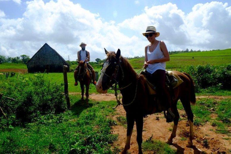 ¿Me tirará el caballo antes de finalizar el recorrido?