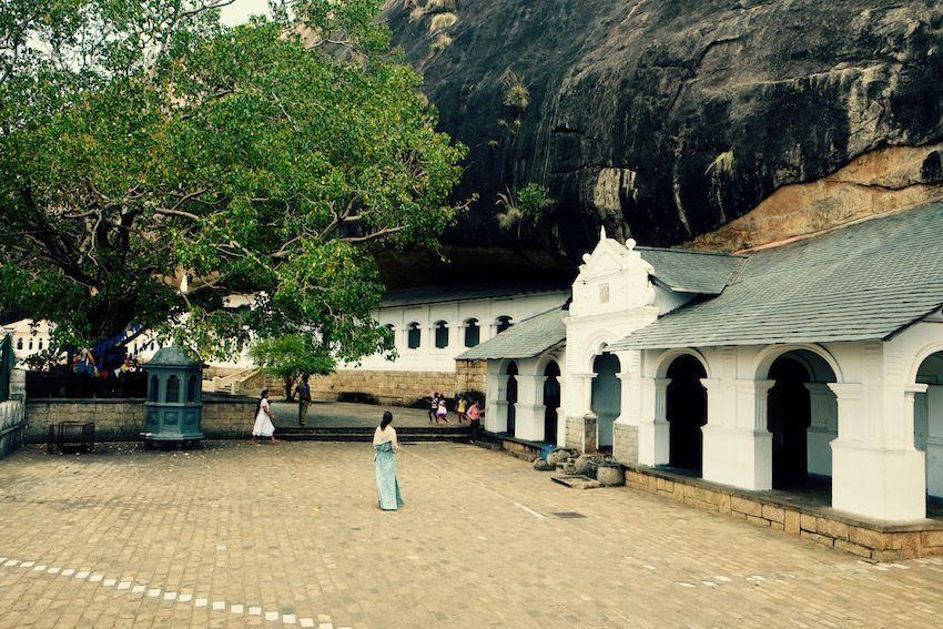 Las Cuevas de Dambulla - Sri Lanka