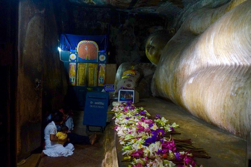 Cuevas de Dambulla - Sri Lanka