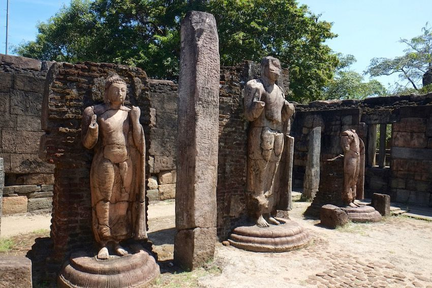 Hatadage - Polonnaruwa