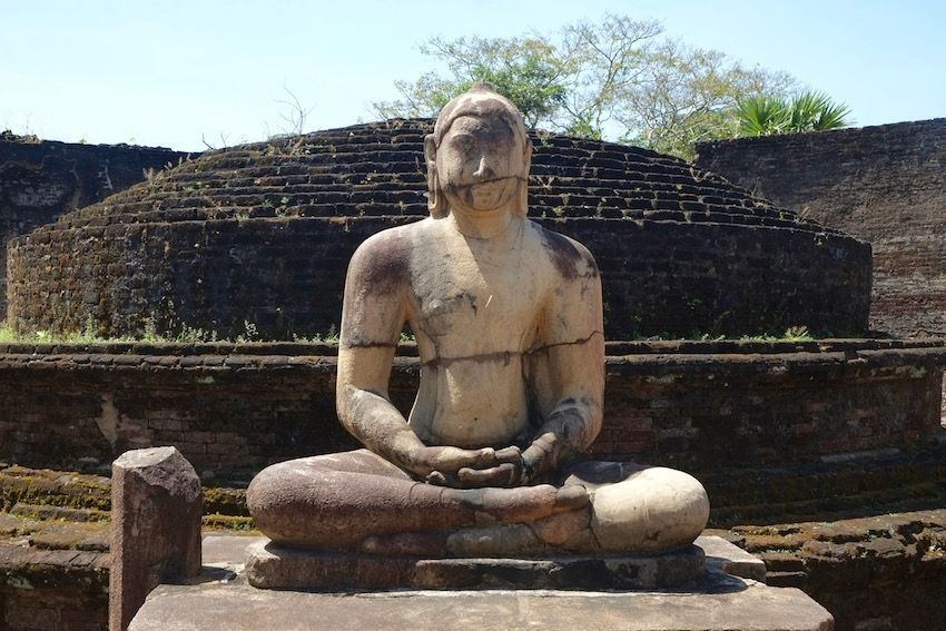Vatadage - Polonnaruwa