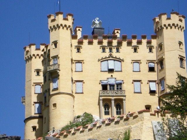 Castillo Hohenschwangau
