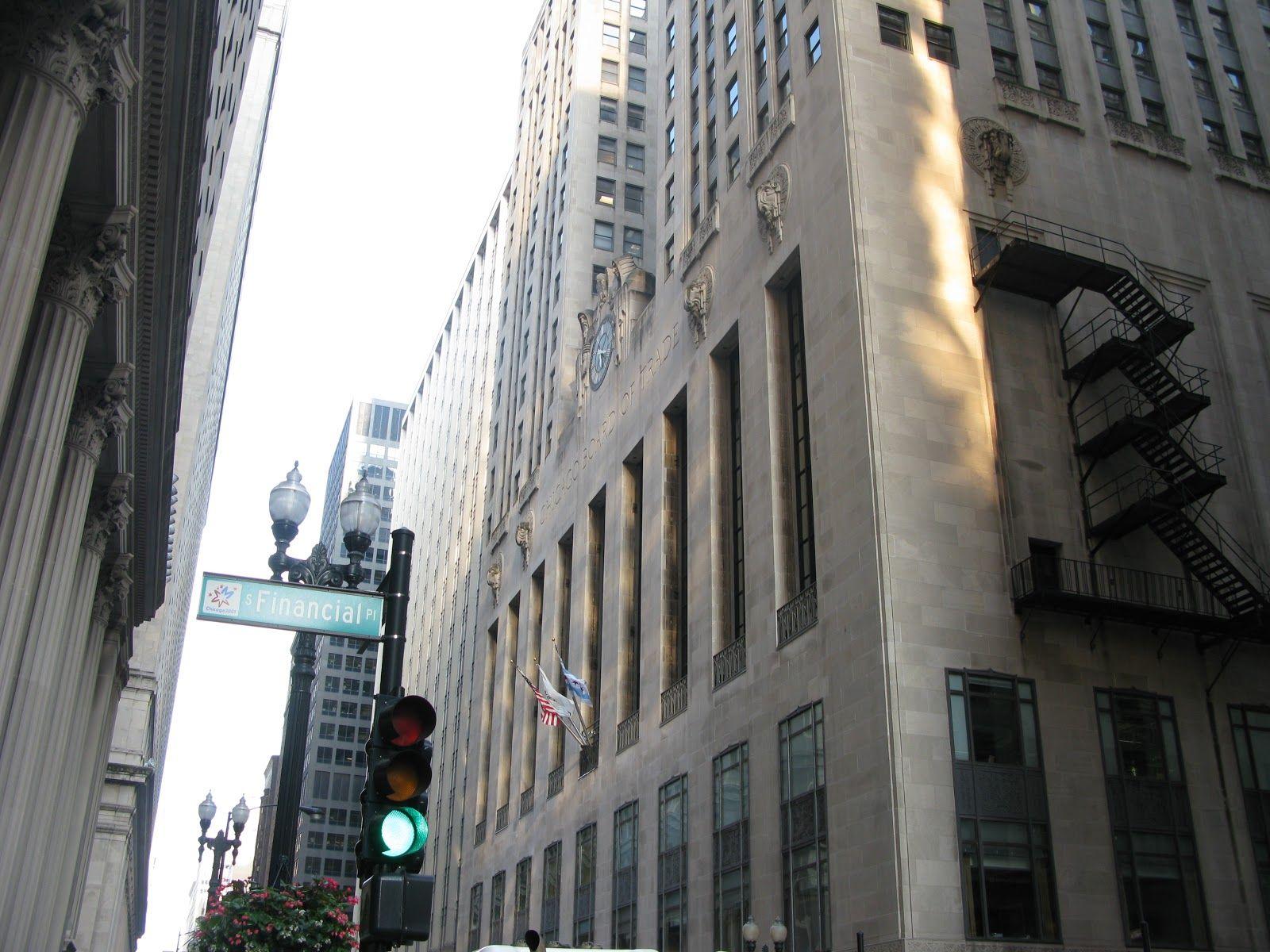 Cámara de Comercio de Chicago