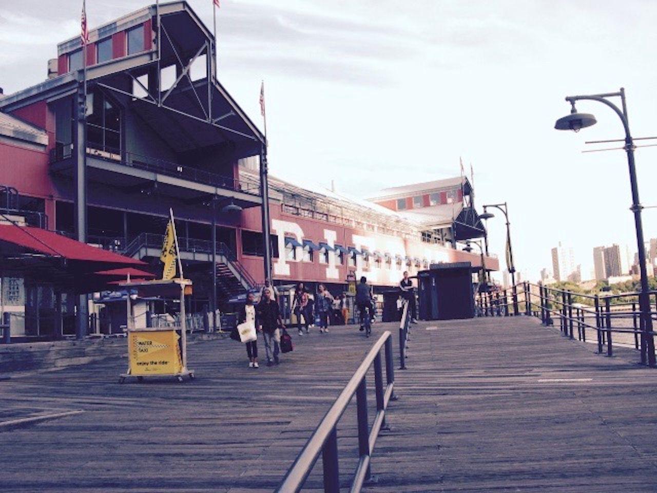 Pier 17 - NY